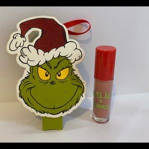 Kylie cosmetics the grinch sweet like candy cane